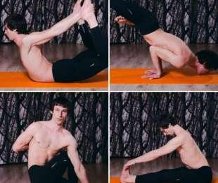 Алексей Усачев (Хатха йога)