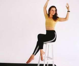 Татьяна Померанцева (йога)