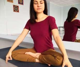 Евгения Дар (йога)